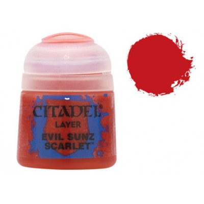 Layer EVIL SUNZ SCARLET (12 ml)