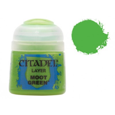 PINTURA ACRILICA LAYER MOOT GREEN (12 ml)