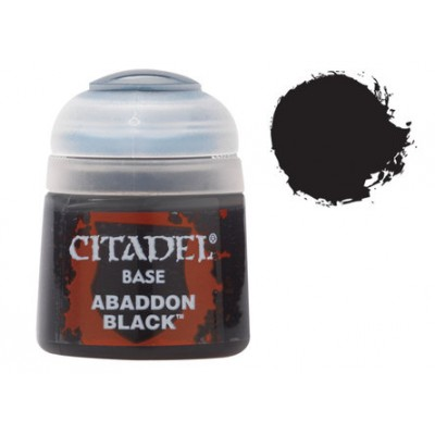 Base ABADDON BLACK (12 ml)