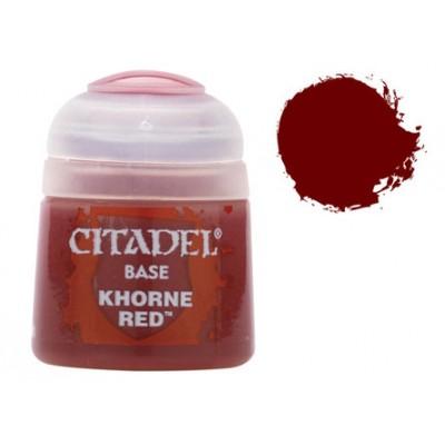 PINTURA ACRILICA BASE KHORNE RED (12 ml)