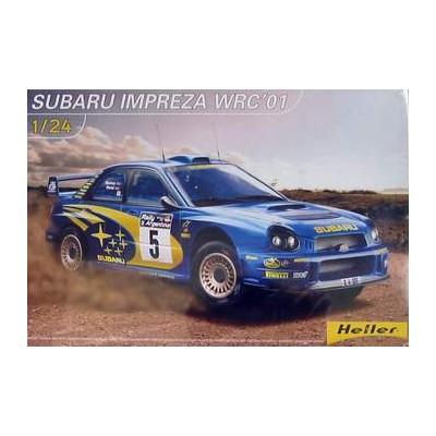 SUBARU IMPREZA 2001 R.ARGENTIN