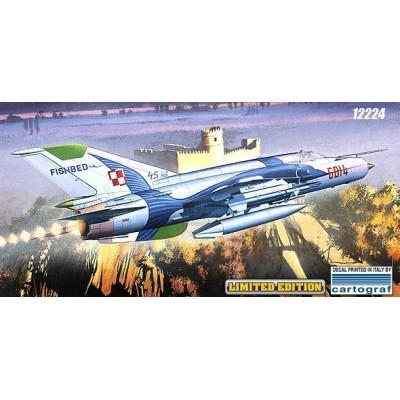MIKOYAN GUREVICH MIG-21 MF (Fuerza Aerea Polaca)
