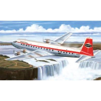 DOUGLAS DC-6 B CAPITAL AIR 1/144