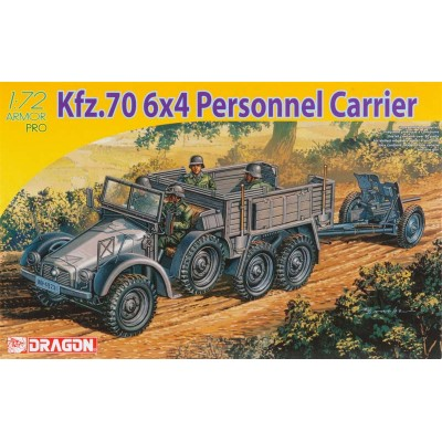 CAMION SD.KFZ. 70 Y PAK 36 (37 mm)