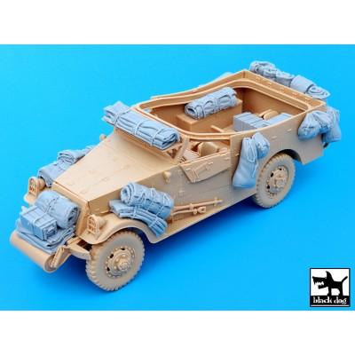 SET ACCESORIOS M-3 A1 SCOUT CAR