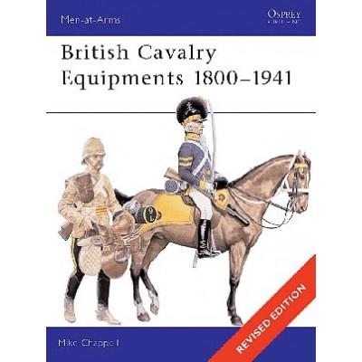 BRITISH CAVALRY EQ.1800/1941