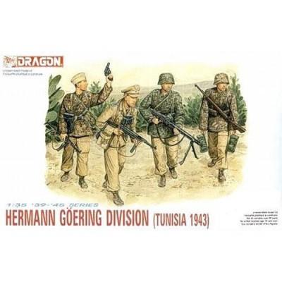 DIVISION HERMAN GOERING (Tunez 1943)