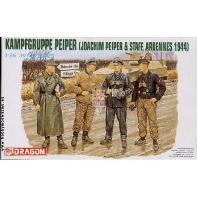 KAMPFGRUPPE PEIPER (ARDENES 1944)
