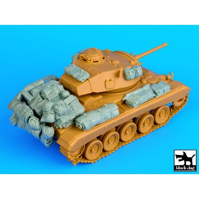 SET ACCESORIOS M-24 CHAFFE