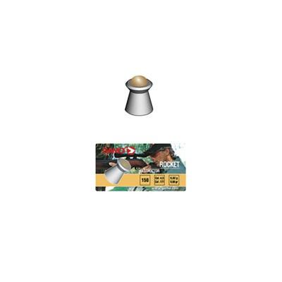 PERDIGON ROCKET CAL. 4,5MM (150 UNDS)