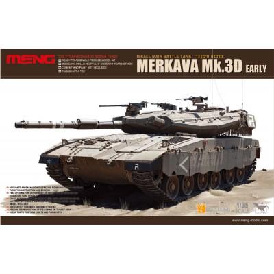 CARRO DE COMBATE MERKAVA Mk. 3D Early