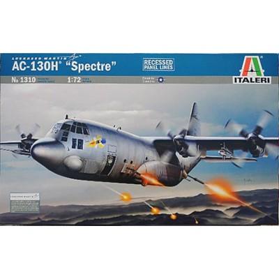 LOCKHEED AC-130 H SPECTRE - ESCALA 1/72 - ITALERI 1310