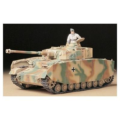 CARRO DE COMBATE SD.KFZ.161 Ausf. H PANZER IV