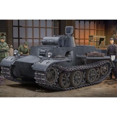 CARRO DE COMBATE VK18.01 PANZER I Ausf. F