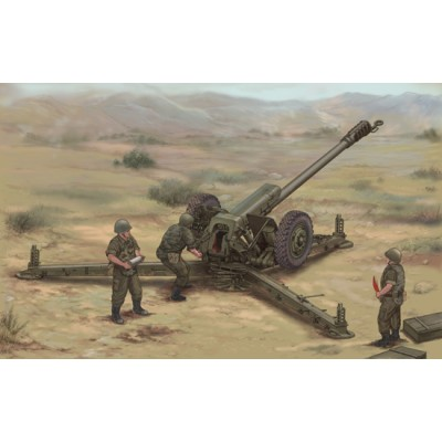 OBUS D30 Late (122 mm) - Trumpeter 02329