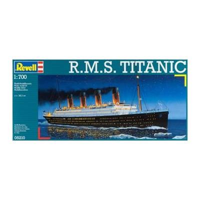 TRANSATLANTICO R.M.S. TITANIC 1/700