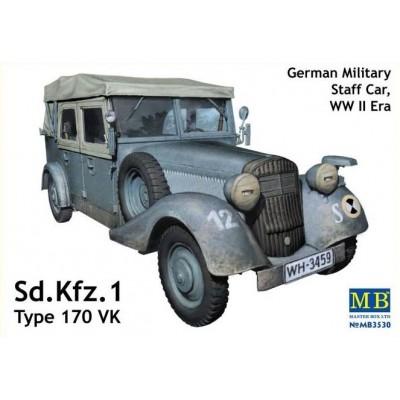 COCHE SD.KFZ.1 Type 170 VK