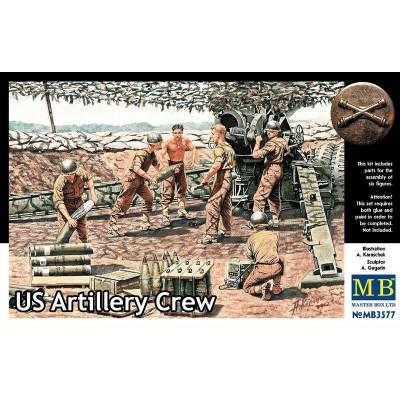 DOTACION DE ARTILLARIA U.S. ARMY