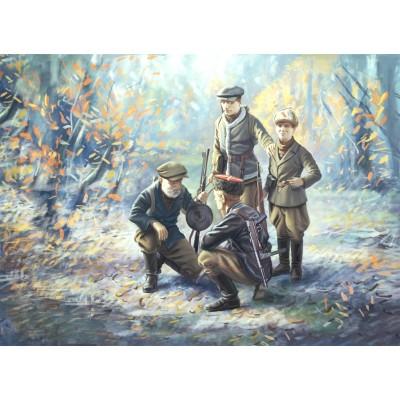 PARTISANOS SOVIETICOS