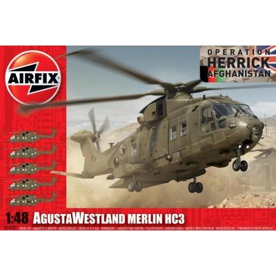 AUGUSTA - WESTLAND MERLIN HC.3 - Airfix A14101