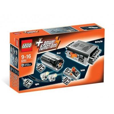 TECHNIC: SET DE MOTORIZACION LEGO