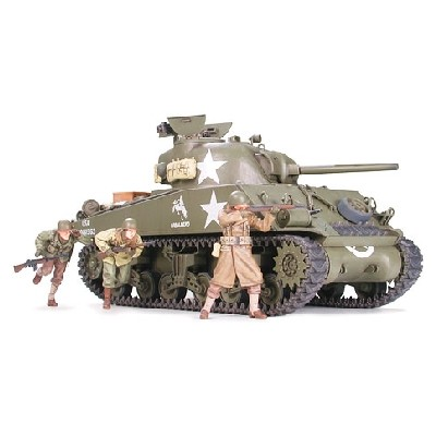 CARRO DE COMBATE M-4 A3 SHERMAN LATE Y I