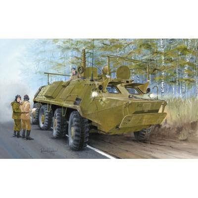 TRANSPORTE DE TROPAS BTR-60 PU (COMUNICACIONES) - Trumpeter 01576