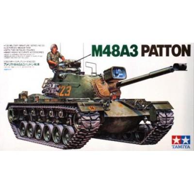 CARRO DE COMBATE M-48 A3 PATTON