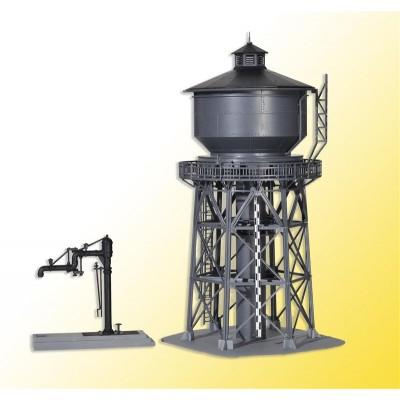 TORRE DE AGUA Y SURTIDOR (110 x 240 mm)