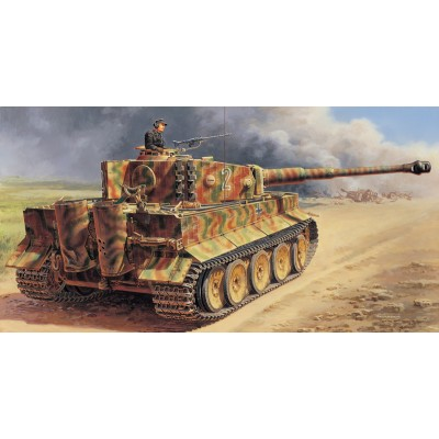 CARRO DE COMBATE SD.KFZ. 181 TIGER I Ausf. E
