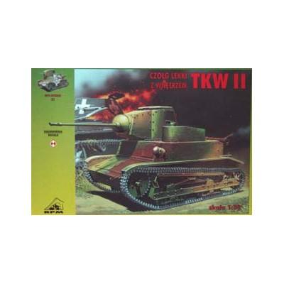 CARRO LIGERO TKW-II