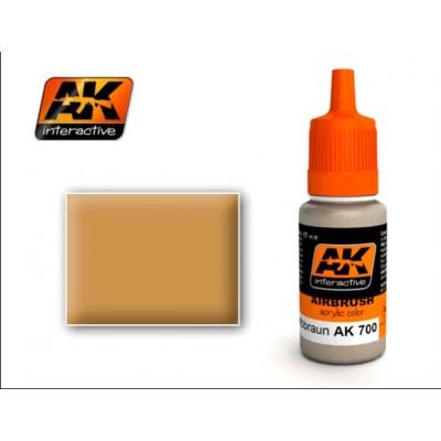 PINTURA ACRILICA RAL 8020 BRAUN (17 ml)