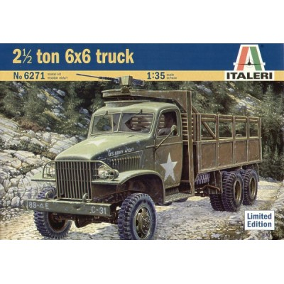 CAMION G.M.C. 2 1/2 TON 6X6 U.S ARMY