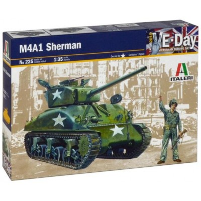 CARRO DE COMBATE M4-A1 (76 mm) SHERMAN