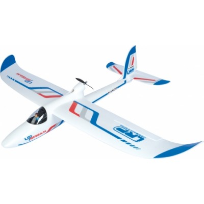 AVION UP STREAM RTF EMISORA 2,4 GHZ Y CON MOTOR BRUSHLESS
