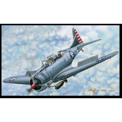 DOUGLAS SBD-3 / 4 DAUNTLESS - Merit-International 61701