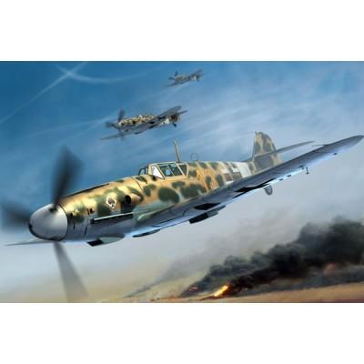 MESSERSCHMITT Bf-109 G-2 / TROP