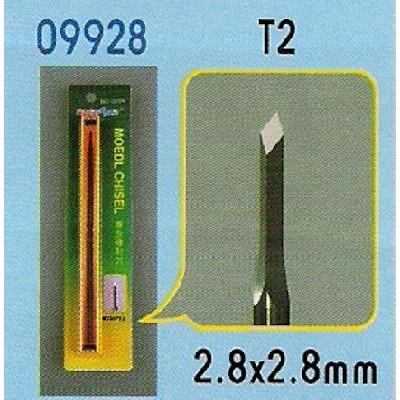 FORMON PARA MODELISMO DIAMANTE T2 (2,8 mm)