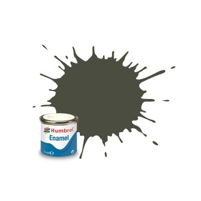 PINTURA ESMALTE RLM-83 DUNKEL-GRUN MATE (14 ml)
