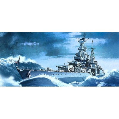 CRUCERO U.S.S. INDIANAPOLIS CA-35 1/350 - Academy 14107