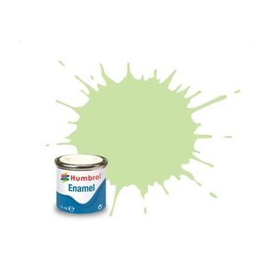 PINTURA ESMALTE VERDE PASTE MATE (14 ml)