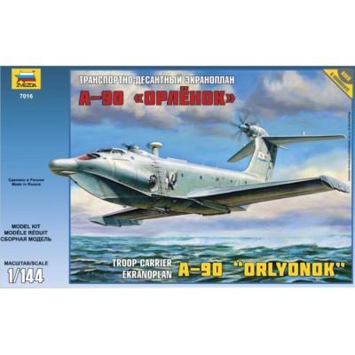EKRANOPLANO A-90 ORLYONOK - escala 1/144