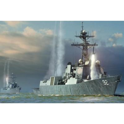 DESTRUCTOR U.S.S. MOMSEN DDG-92 1/700