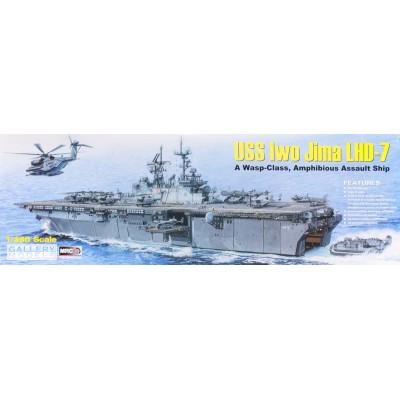 BUQUE ASALTO ANFIBIO U.S.S. IWO JIMA LHD-7 1/350