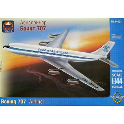 BOEING 707 ESCALA 1/144