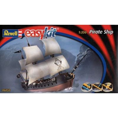 BARCO PIRATA EASY KIT - Revell 6850