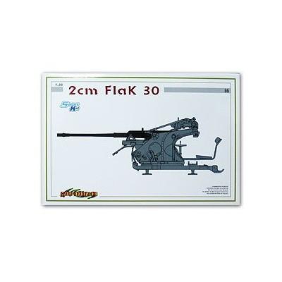 CAÑON ANTIAEREO FLAK 30 (20 mm)