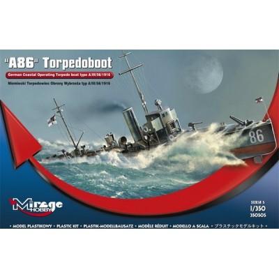 TORPEDERO A86 1/350 - Mirage Hobby 350505
