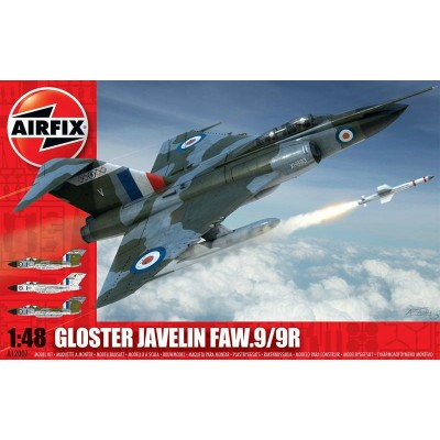 GLOSTER JAVELIN FAW.9 / 9R
