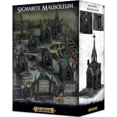ESCENOGRAFIA SIGMARITE MAUSOLEUM - GAMES WORKSHOP 64-49